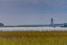 Cockspur Island Lighthouse Near Tybee Island