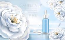 Camellia Cosmetic Ads