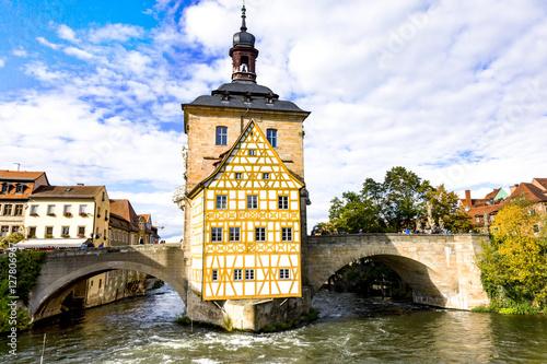 Zdjęcie XXL Stary Ratusz w Bamberg