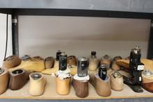 Assorted Prosthetic Feet