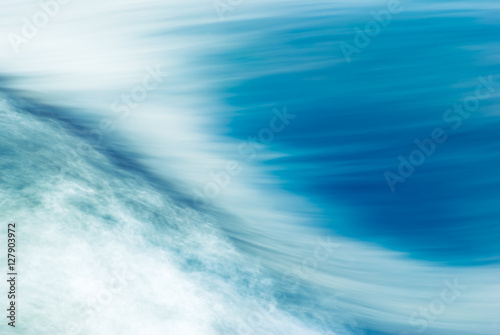 Foto auf Gartenposter Wasser Wave_28