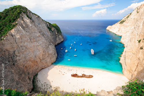 Photo Shipwreck Beach isola di Zante