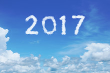 2017 Clouds On The Clear Blue ...