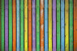 wooden background multicolor