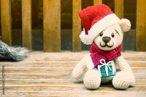 Ravelry: Amigurumi Santa Hat pattern by June Gilbank | 334x500