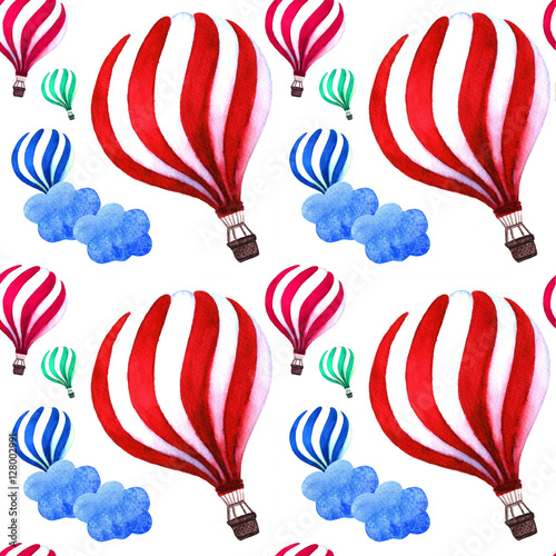 balonow-na-ogrzane-powietrze-z-ladny-wzor-chmury-jasne-kolory-dziecko-prysznic