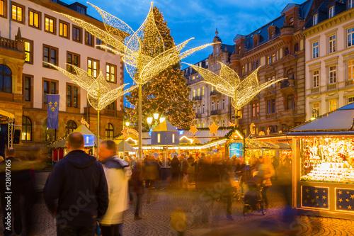 Wiesbaden Weihnachtsmarkt Parken