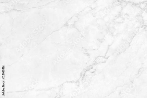 Obraz na plátne  white background marble wall texture