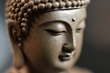 The Face Of The Buddha-style Zen