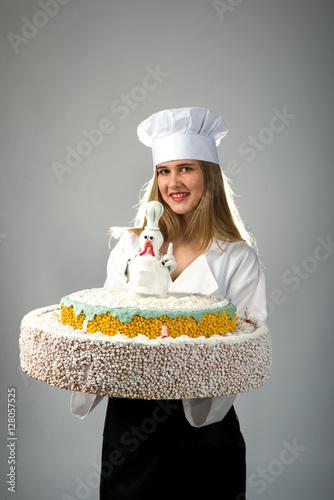 Rooster Cake Chicken Pie Bird
