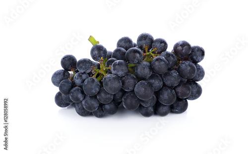 Fotografie, Obraz  Dark grapes