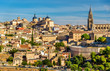View of Toledo with the Cathedral - Spain