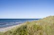 Læsø / Dänemark: Blick von der großen Düne am Danzigmann-Strand über das scheinbar endlose Meer