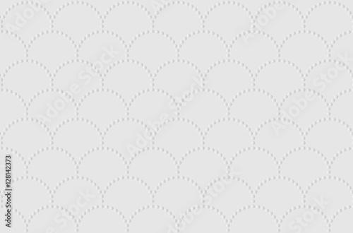 Seamless texture of napkins embossed Fototapeta