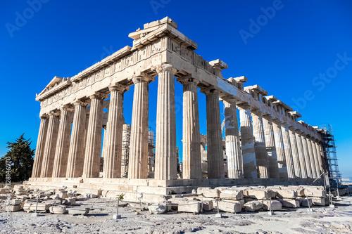 Canvas Prints Athens Parthenon temple, Acropolis, Athens, Greece