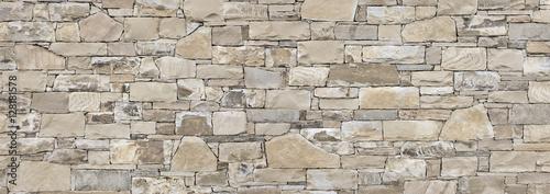 Fotografia, Obraz Natursteinmauer
