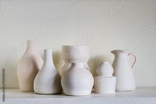 Fotografía  Handmade tradition porcelain product