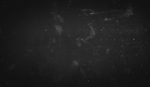 Grunge Film Negative Background, Panoramic