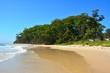The Mollymook beach in Ulladulla, New South Wales, Australia.