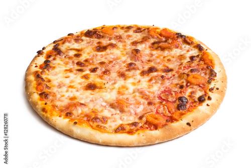 Spoed Foto op Canvas Pizzeria Pizza margherita