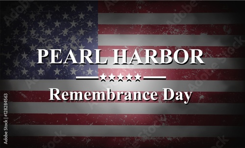 Photo  Pearl Harbor Remembrance, background