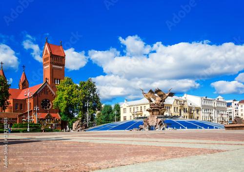 Photo Church of St. Simon and Alena, Minsk