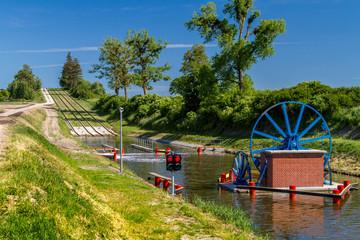 Kanal Elblag, povijesni spomenik hidrotehnike, Poljska
