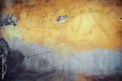 Fotografie, Obraz Old vintage texture background