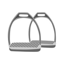 Stirrups Flat Icon