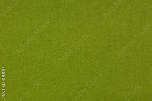 Valokuva  Olive green fabric texture.