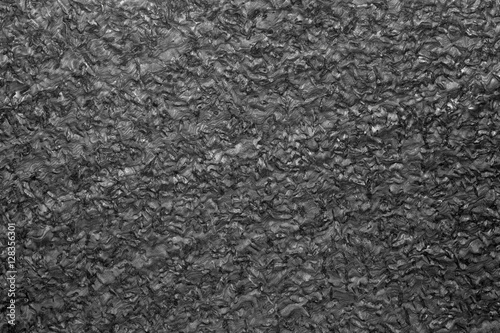 Tuinposter Stenen Black granite texture with white inclusions.