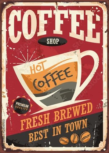 sklep-z-kawa-cyny-znak-retro-projekt-z-filizanka-kawy-na-czerwonym-tle