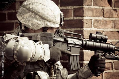 Fotografía  Combat