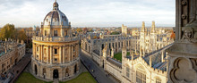Radcliffe Camera And All Souls...