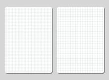 White Quadrille Paper