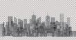 trans gray city