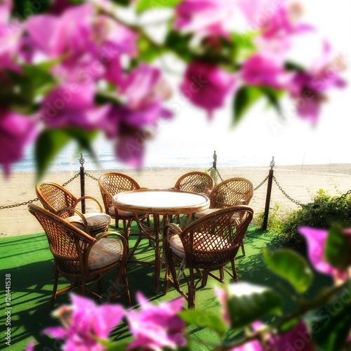 Fotografie, Obraz  bamboo furniture