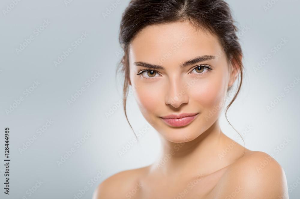 Fototapety, obrazy: Beauty woman face