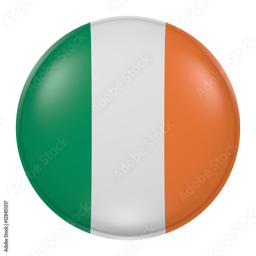 Photo  Ireland button