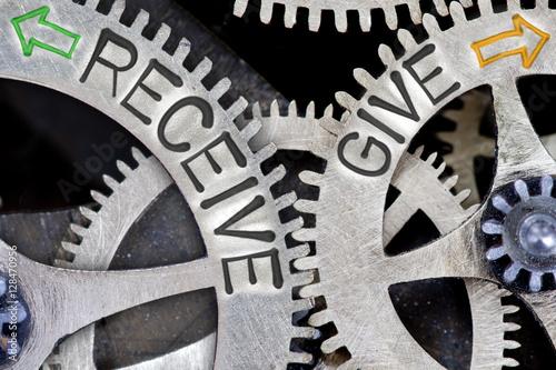 Metal Wheel Concept Wallpaper Mural