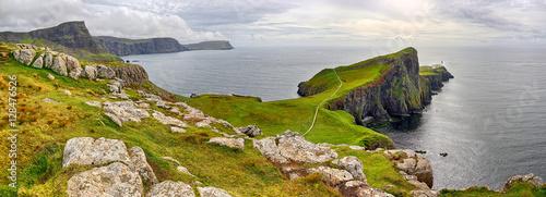 Fotografia Bay of Neist Point (Isle of Skye, Scotland)