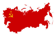 The Territory Of The Soviet Un...