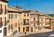 Traditional buildings in Toledo - Spain