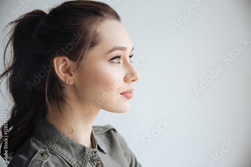 Fotografía  Woman in shirt