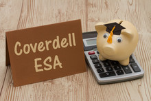 Your Coverdell Education Savings Account