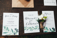 Amazing Decorated Wedding Cards