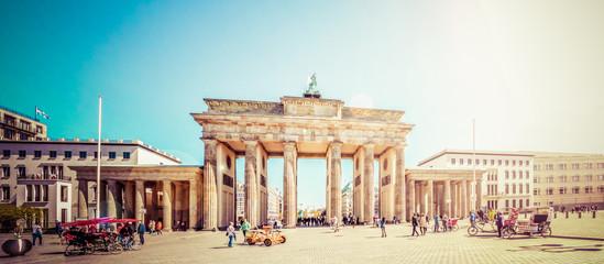 FototapetaBerlin, Brandenburger Tor