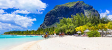 Stunning Le Morne In Mauritius...