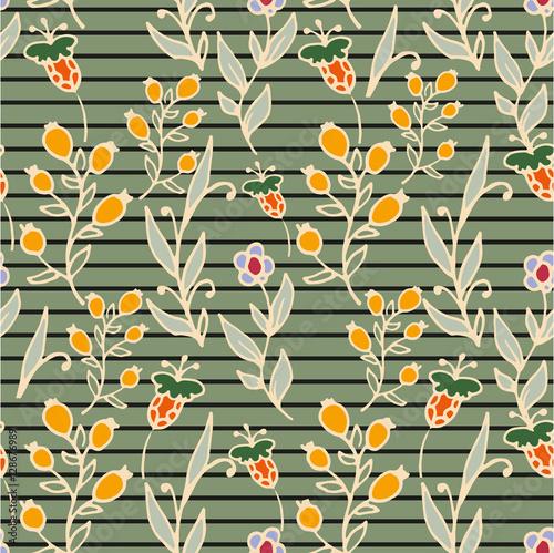 kwiatowy-wzor-poziome-paski-ziola-i-dzikie-kwiaty