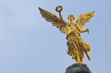 The Angel Of Independence In M...